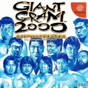 Giant Gram 2000: All-Japan Pro Wrestling 3 per Dreamcast