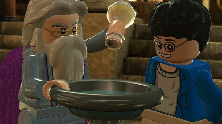 La board brasiliana ha classificato LEGO Harry Potter Collection
