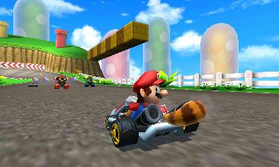 Mario Kart spicca il volo