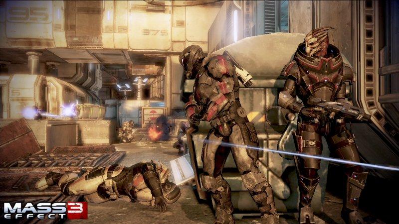 Voci dal Sottobosco - Mass Effect 3