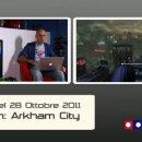 Batman: Arkham City - Superdiretta del 28 ottobre 2011