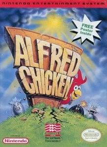 Alfred Chicken per Nintendo Entertainment System