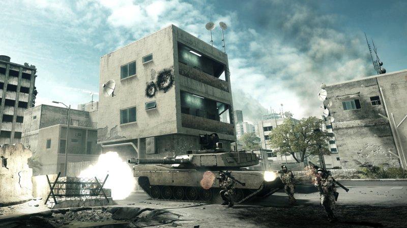 La Soluzione di Battlefield 3