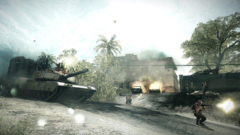 Battlefield 3: Ritorno a Karkand arriverà prima su PlayStation 3