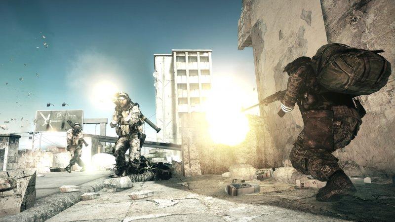 Battlefield 3, le idee dietro il design di Back to Karkand