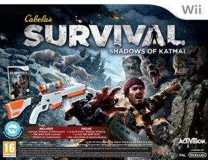 Cabela's Survival: Shadows of Katmai per Nintendo Wii