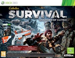 Cabela's Survival: Shadows of Katmai per Xbox 360
