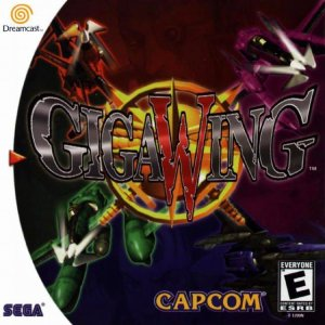 GigaWing per Dreamcast