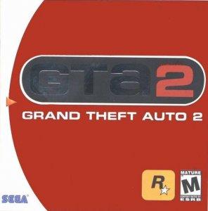 Grand Theft Auto 2 per Dreamcast