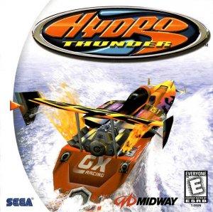 Hydro Thunder per Dreamcast