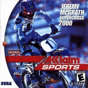 Jeremy McGrath Supercross 2000 per Dreamcast