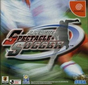 J-League Spectacle Soccer per Dreamcast