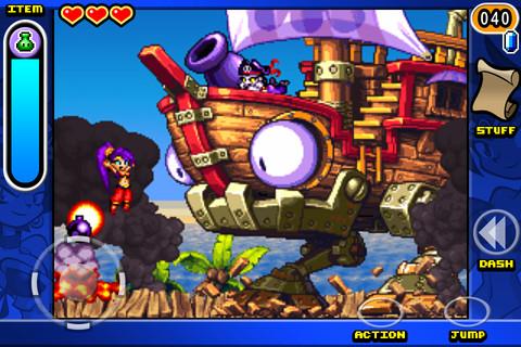 Shantae: Risky's Revenge disponibile da oggi su App Store