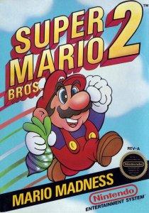 Super Mario Bros. 2 per Nintendo Entertainment System
