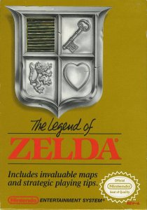 The Legend of Zelda per Nintendo Entertainment System