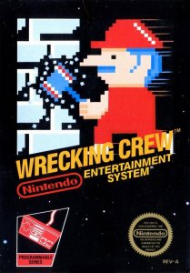 Wrecking Crew per Nintendo Entertainment System