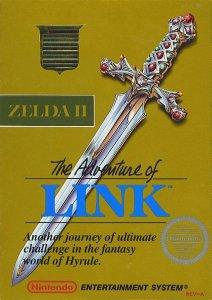 Zelda II: the Adventure of Link per Nintendo Entertainment System
