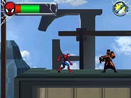 Due ragni nel DS