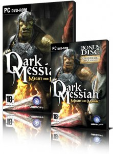 Dark Messiah of Might & Magic per PC Windows