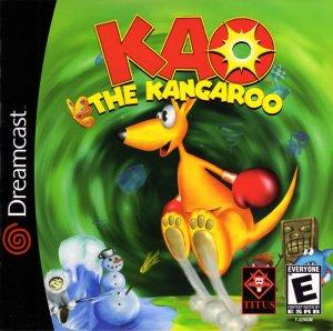 KAO the Kangaroo per Dreamcast