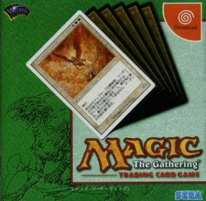 Magic: The Gathering per Dreamcast