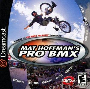Mat Hoffman's Pro BMX per Dreamcast