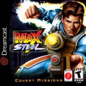 Max Steel: Covert Missions per Dreamcast