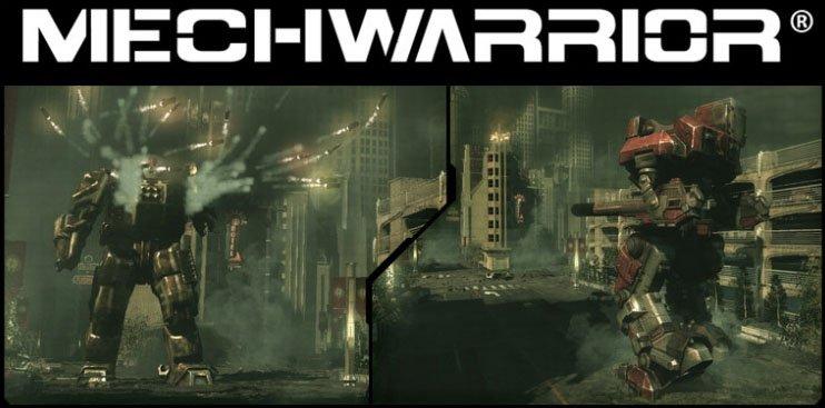 [aggiornata] Il nuovo MechWarrior sarà un'esclusiva PC