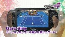 Virtua Tennis 4 - Un trailer giapponese