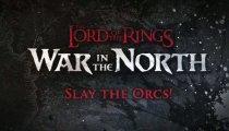 """Il Signore degli Anelli: La Guerra del Nord - Videodiario """"Ammazza gli orchetti!"""""""