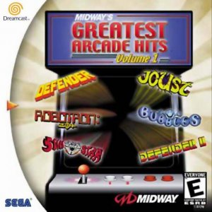 Midway Greatest Arcade Hits - Volume 1 per Dreamcast