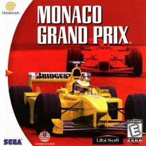 Monaco Grand Prix per Dreamcast