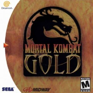 Mortal Kombat Gold per Dreamcast