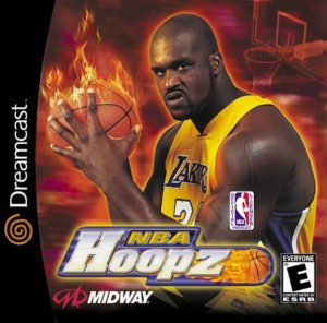NBA Hoopz per Dreamcast