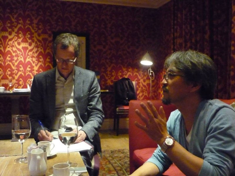 Intervista con Eiji Aonuma