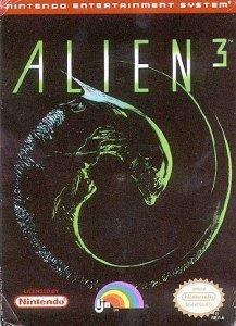 Alien 3 per Nintendo Entertainment System