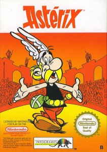 Asterix per Nintendo Entertainment System