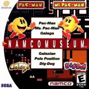 Namco Museum Vol. 1 per Dreamcast