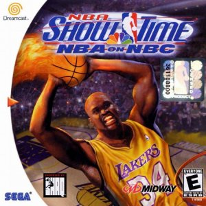 NBA Showtime: NBA on NBC per Dreamcast