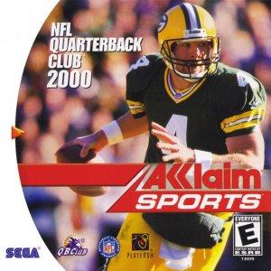 NFL Quarterback Club 2000 per Dreamcast