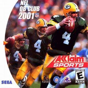 NFL QB Club 2001 per Dreamcast