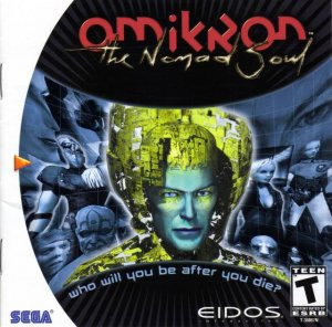 Omikron: The Nomad Soul per Dreamcast