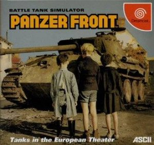 Panzer Front per Dreamcast