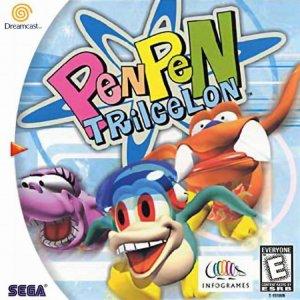 Pen Pen per Dreamcast
