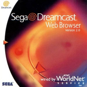 PlanetWeb Web Browser 2.0 per Dreamcast