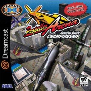 Propeller Arena per Dreamcast