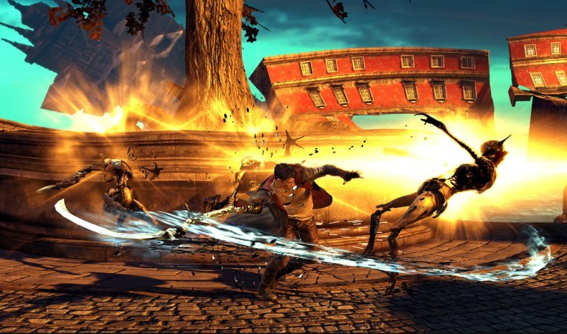 Ninja Theory ha ricevuto minacce di morte per DmC Devil May Cry