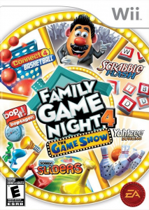 Family Game Night 4: The Game Show per Nintendo Wii