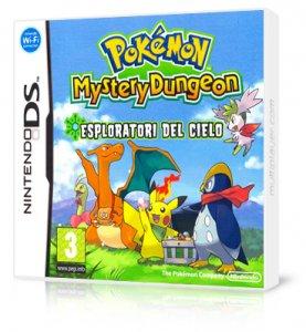 Pokémon Mystery Dungeon: Esploratori del Tempo per Nintendo DS