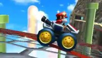 Mario Kart 7 - La Flower Cup